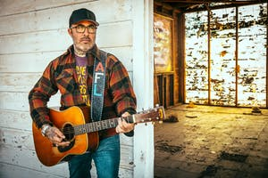 AARON LEWIS, State I'm in Tour- Late Show