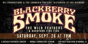 Blackberry Smoke w/ guests The Wild Feathers & Backyard Tire Fire
