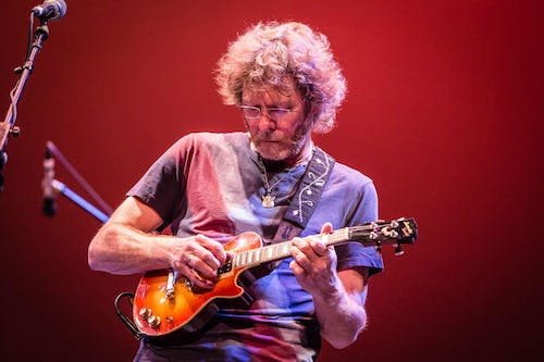 Sam Bush - new date May 5th