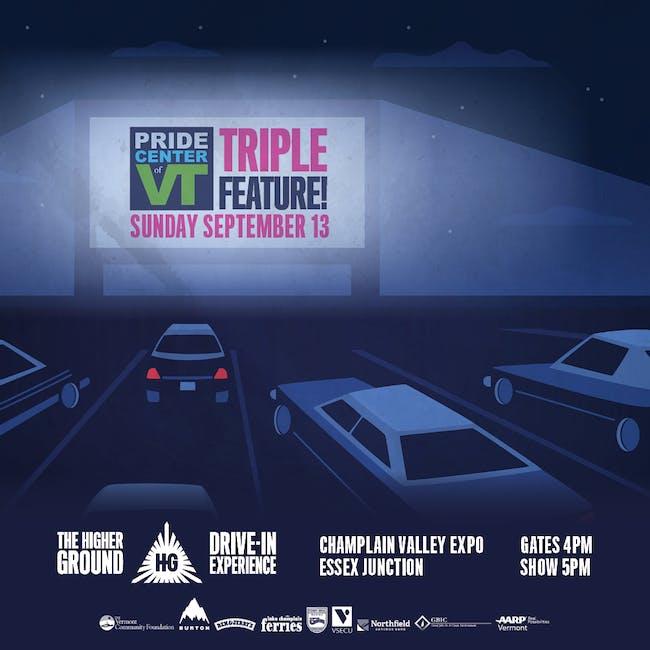 The Pride VT Triple Feature