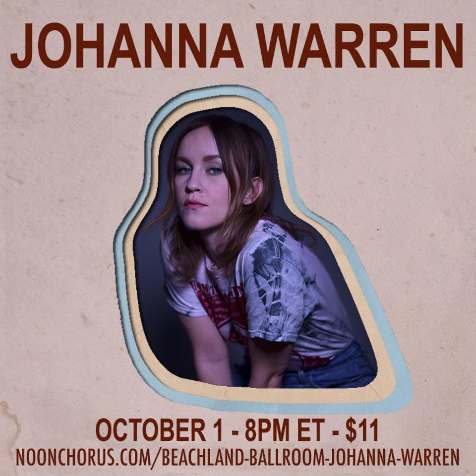 Johanna Warren (Livestream)