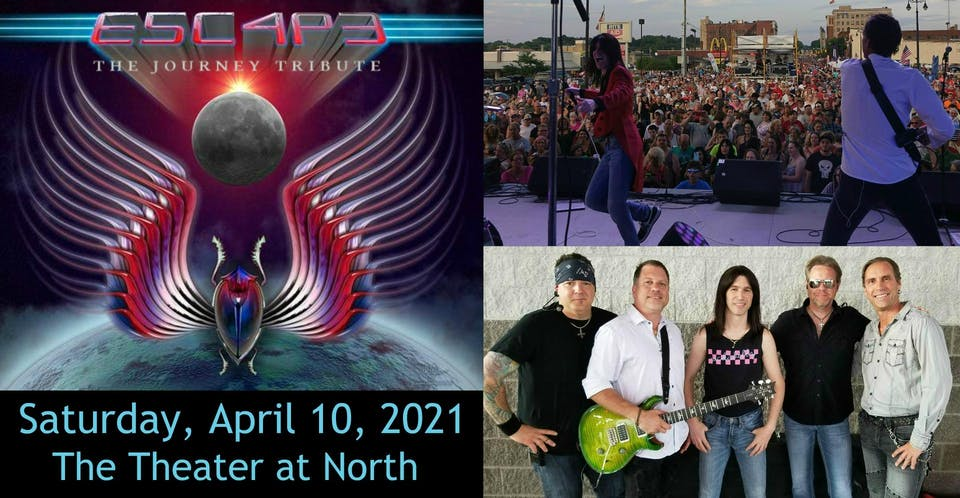 Escape – The Journey Tribute Band
