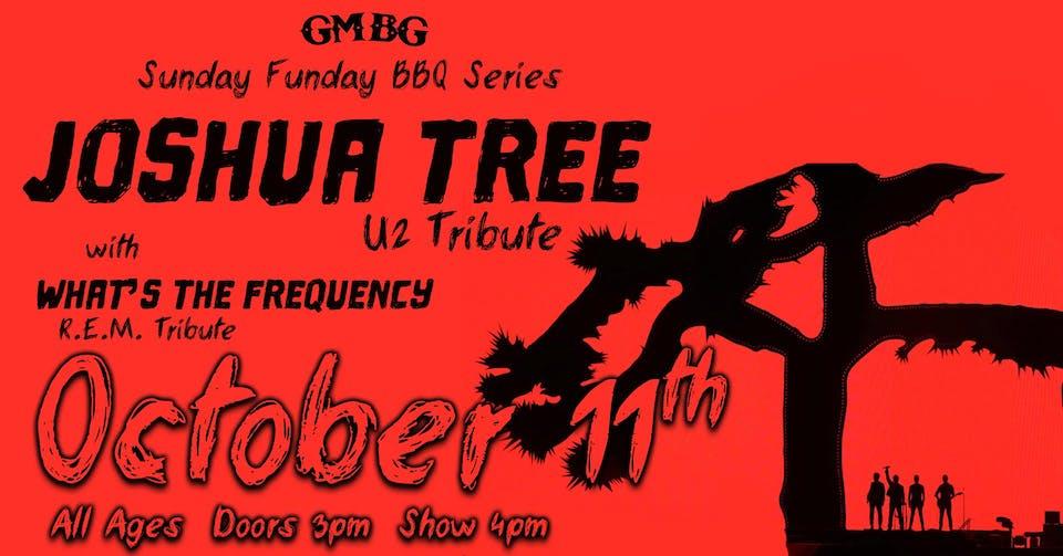 Sunday FUNday BBQ Series Ft. Joshua Tree (U2)