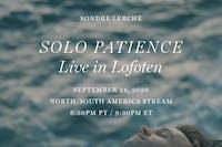 Sondre Lerche - Livestream