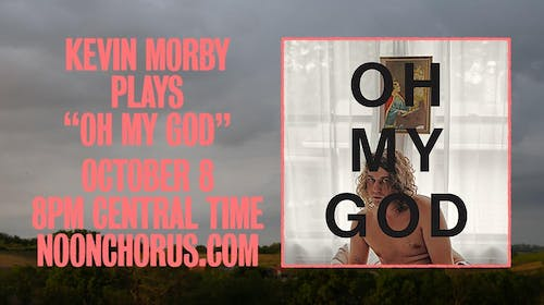 """Kevin Morby Virtual Show - Playing """"Oh My God"""""""