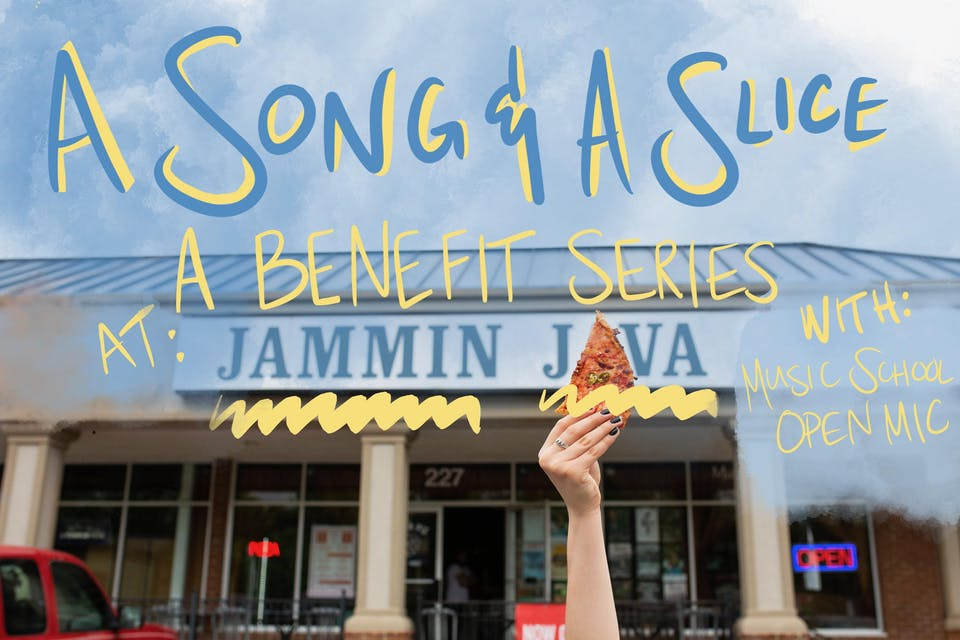 A Song & A Slice: The Music School Open Mic Benefiting Music Teachers
