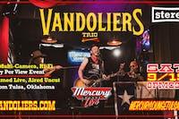 Vandoliers Trio - Live from Mercury Lounge in Tulsa