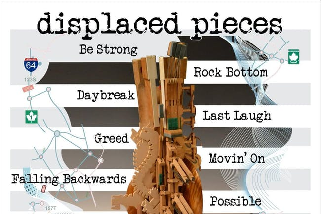 Displaced Pieces Listening Party