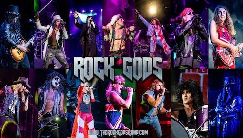 Rock Gods in the Garage