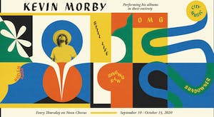 """Livestream: KEVIN MORBY plays """"Singing Saw"""" on Noonchorus"""