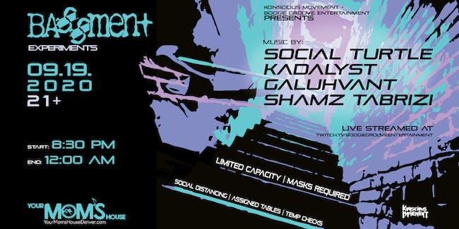 BASSment Experiments 9/19