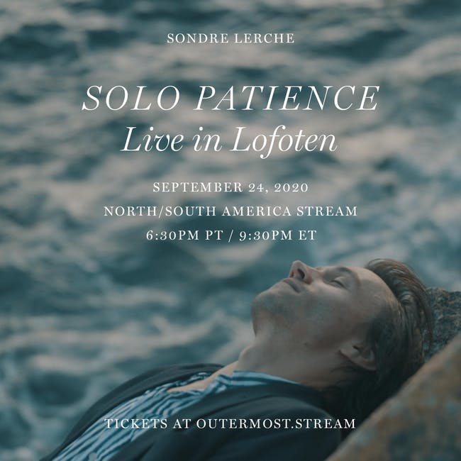 Sondre Lerche Livestream