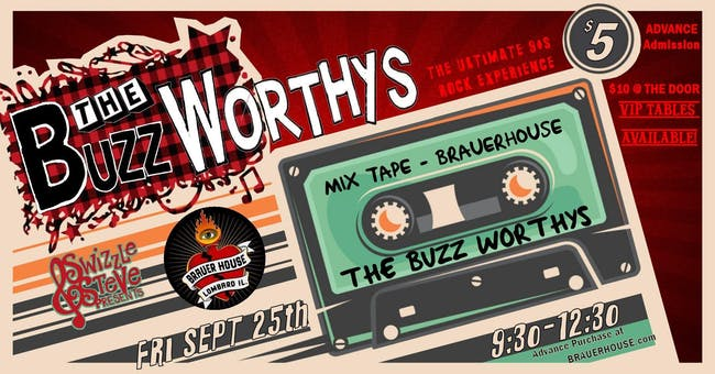 90s Rock w/ The Buzz Worthys