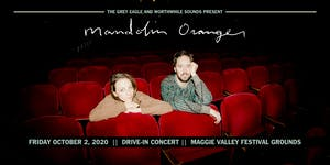 Mandolin Orange: Drive-In Concert at Maggie Valley Festival Grounds