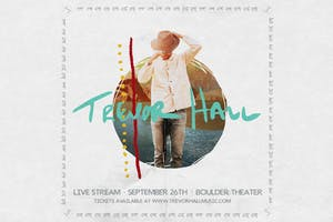 TREVOR HALL - IN AND THROUGH THE BODY ALBUM RELEASE LIVE STREAM