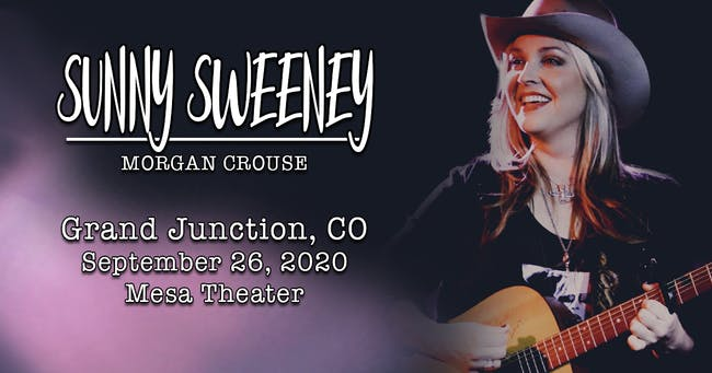 Sunny Sweeney at Mesa Theater