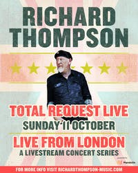 Richard Thompson - All Request Live