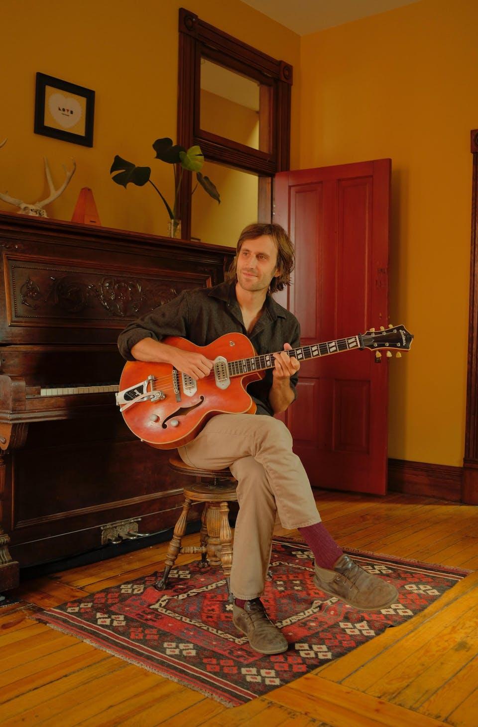 Slide Guitar of George Harrison ONLINE w/Sam Smetana
