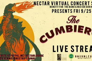 NVCS  presents THE CUMBIEROS