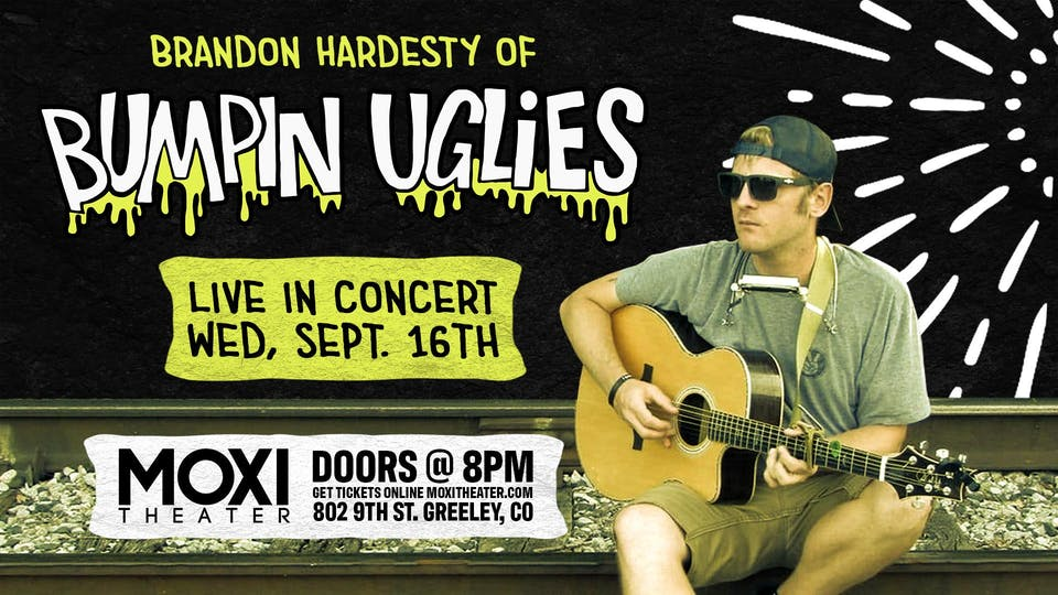 An Evening with Brandon Hardesty (of Bumpin' Uglies) - Live in Concert