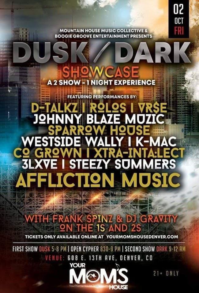 Dusk/Dark Showcase (Late Show)