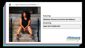 Bethany Thomas Live From the Hideout