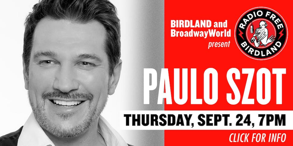 Paulo Szot Streamed from Birdland!