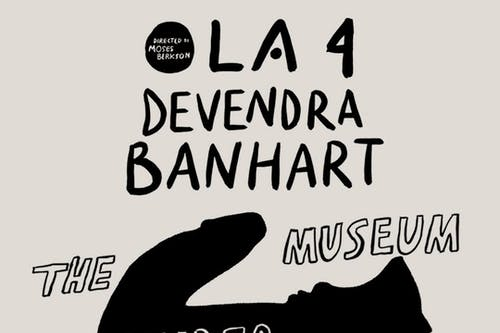 OLA 4 -Devendra Banhart Sings Songs In  Order They Were Written Livestream