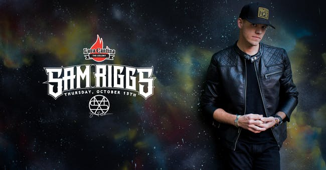 Sam Riggs [Limited Seating]