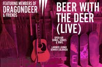 △ Beer with the Deer (Live) -- Special Crush Walls Edition