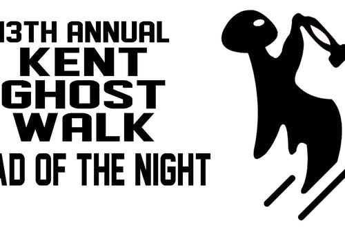 The Dead of the Night  - 13th Annual Kent Ghost Walk