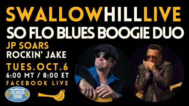 So Flo Blues Boogie Duo Featuring JP Soars and Rockin' Jake