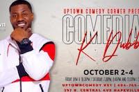 Comedian K Dubb Live