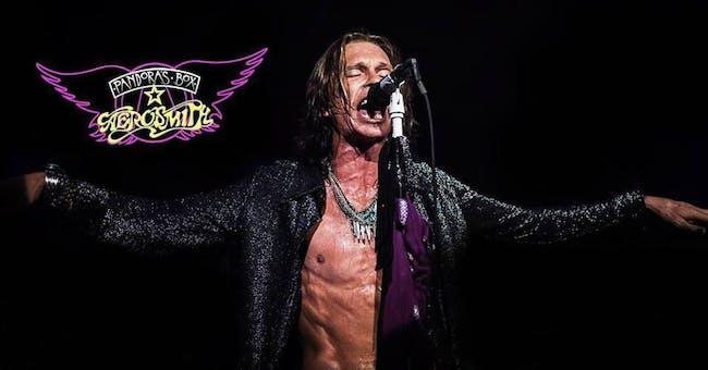 Aerosmith Tribute - Pandora's Box