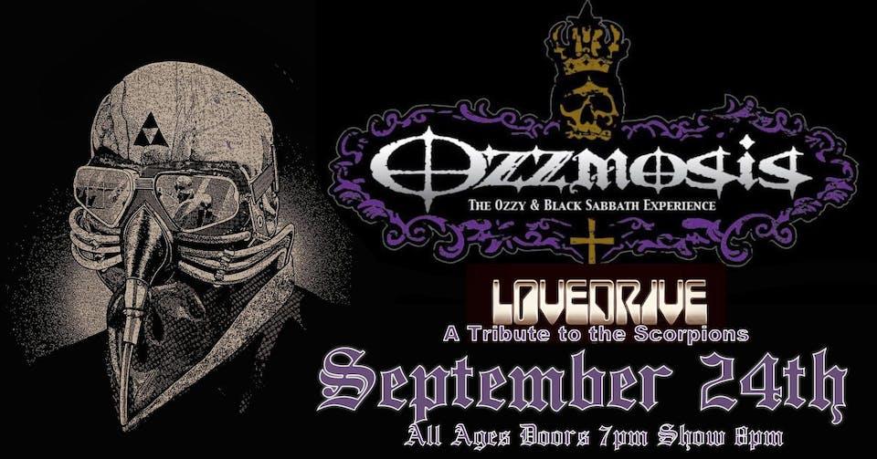 Ozzmosis: The Ozzy & Black Sabbath Experience