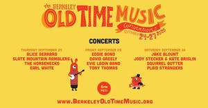 Berkeley Old Time Music Convention ONLINE