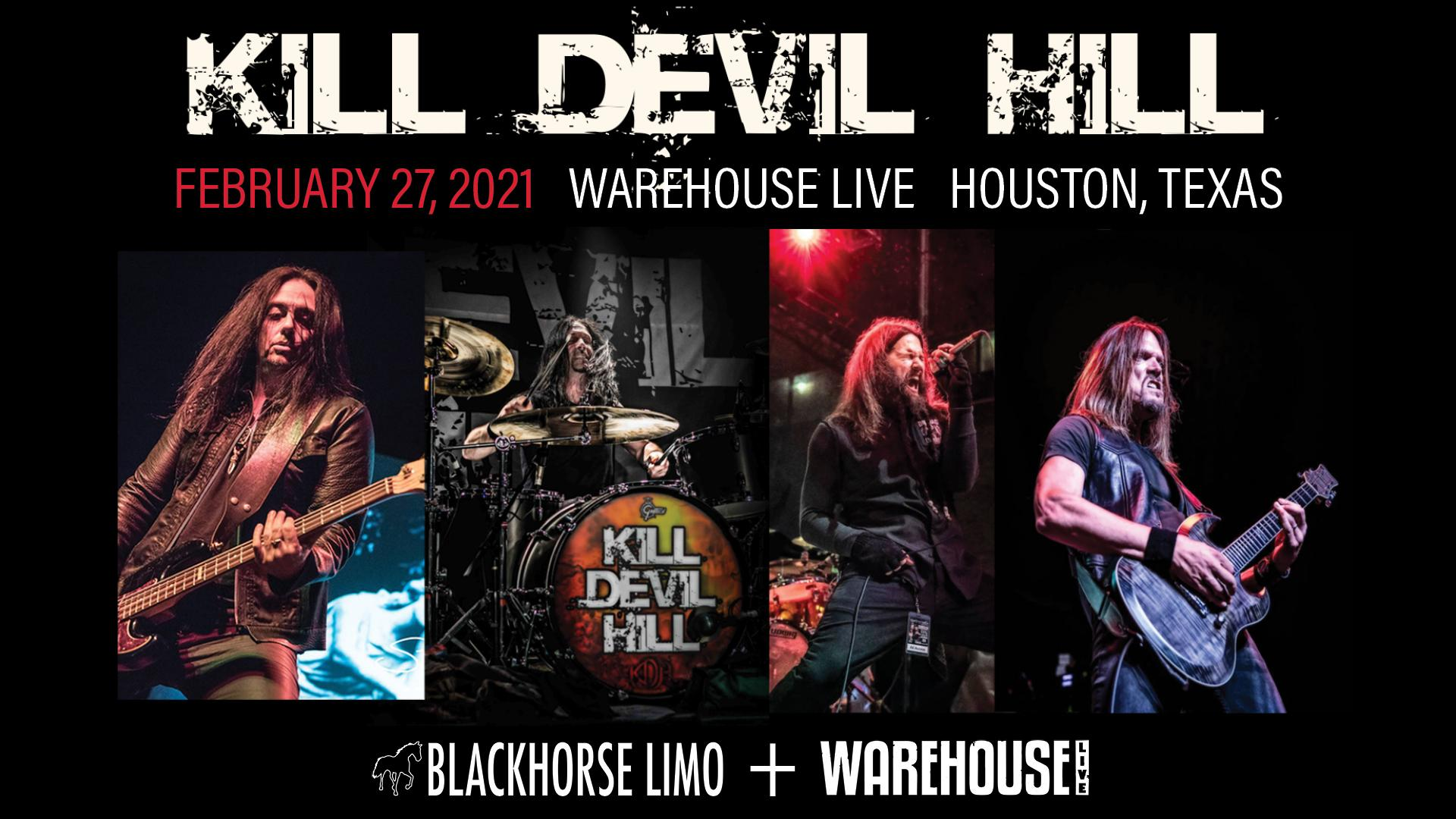 KILL DEVIL HILL, THE DIRTY RECKLESS, DEAD SET RED