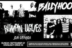 Bumpin Uglies & BALLYHOO!