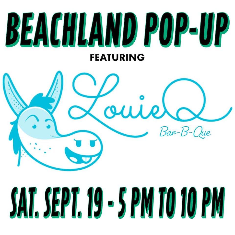 Beachland Pop-Up feat. LouisQ - BBQ