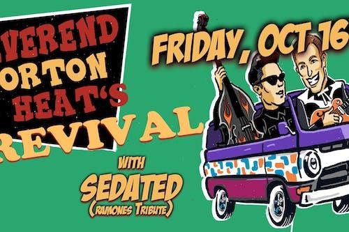 Reverend Horton Heat's Revival
