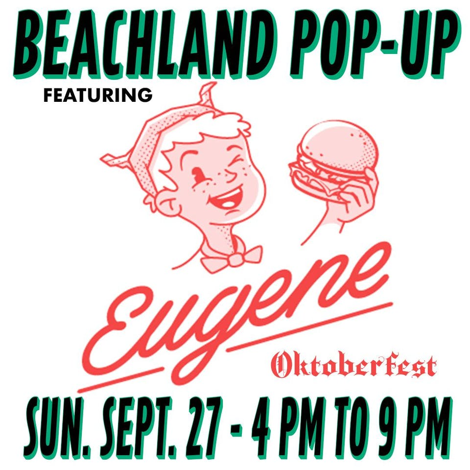 Beachland Pop-Up feat. Eugene - Oktoberfest
