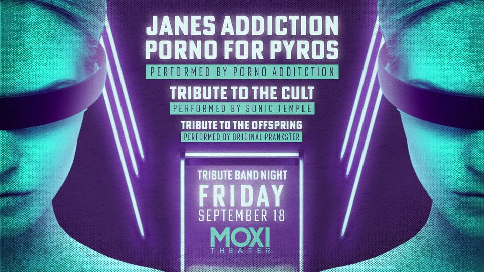 Tribute Night: Janes Addiction, Porno for Pyros, The Cult, The Offspring