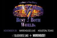BEST OF BOTH WORLDS (TRIBUTE TO VAN HALEN), LIGHTS OUT (TRIBUTE TO UFO)