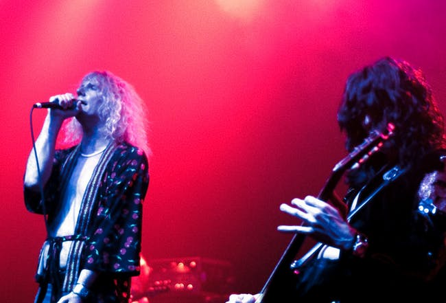 The Ultimate Led Zeppelin Experience: Zoso Friday!