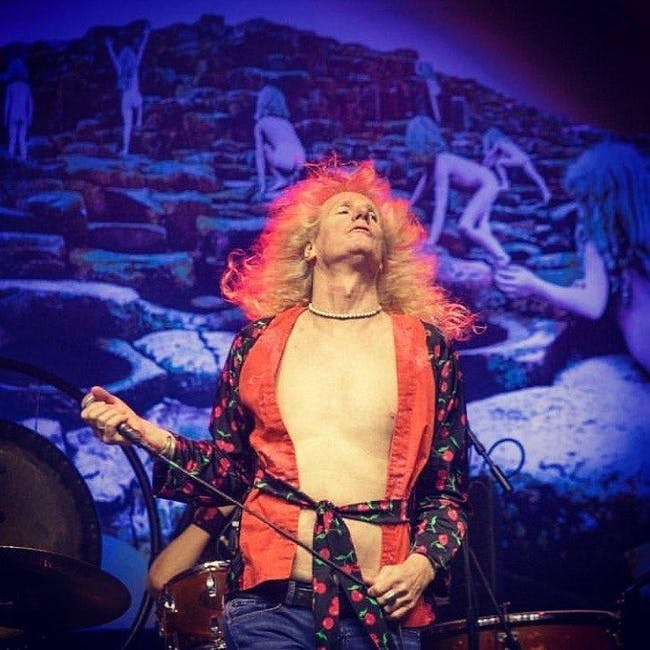 The Ultimate Led Zeppelin Experience: Zoso Saturday!