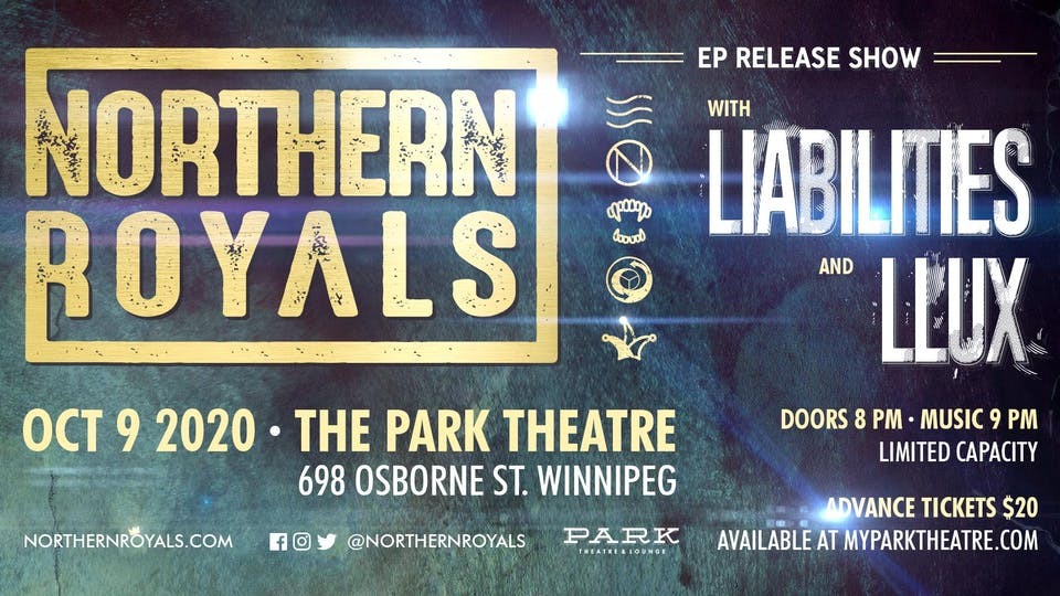 Northern Royals EP Release Show