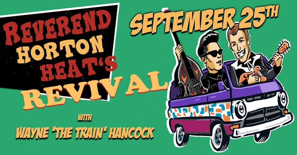 Reverend Horton Heat's Revival