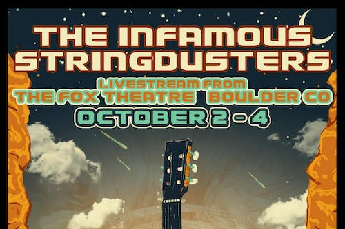 The Infamous Stringdusters - Livestream