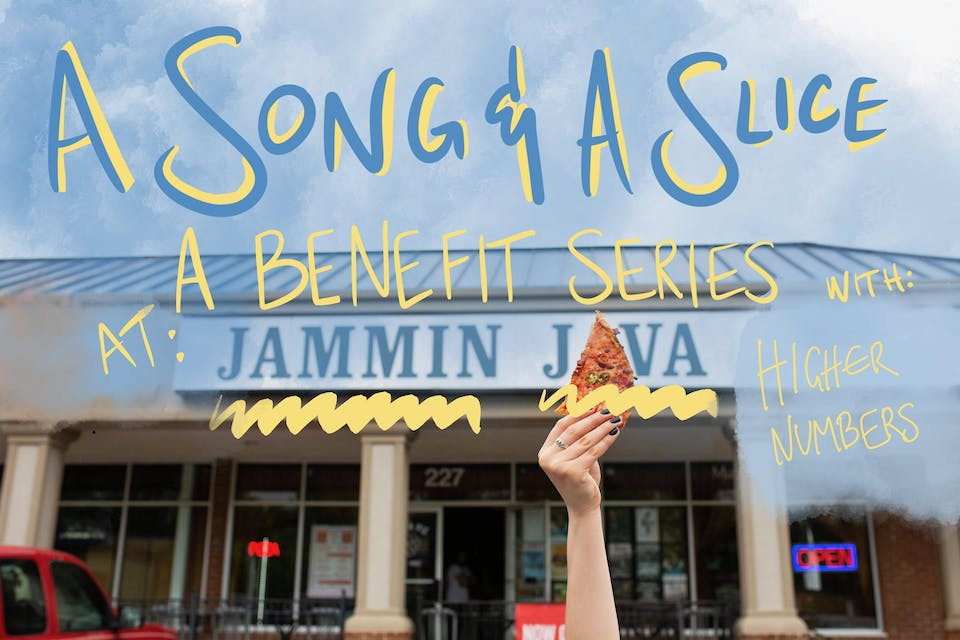 A Song & A Slice: Higher Numbers Benefiting Hungry for Music
