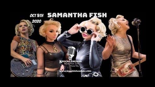 Samantha Fish (Night 2) Livestream Ticket Only